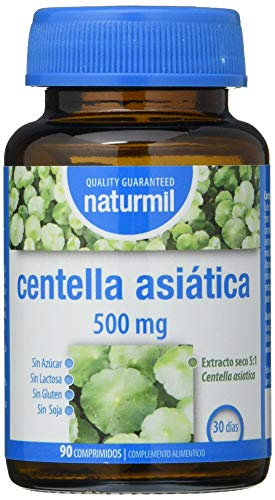 Dietmed Centella Asiatica 500Mg, 90 tabletas