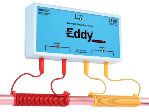 Eddy Electronic Water Descaler - Water Softener Alternative UK/EU Version