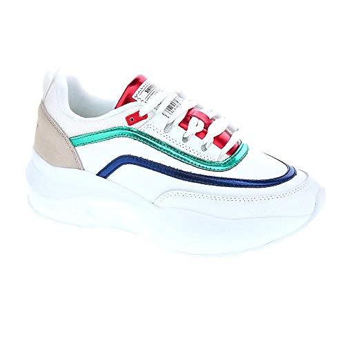SIXTYSEVEN 80027 Sneaker weiß, Weiß - weiß - Größe: 39 EU
