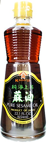 Kadoya Sesame Oil, 22.10 Fluid Ounce