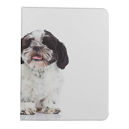 Ipad Pro 11 Case 2020&2018 Smart Dog Lily Valley Isolated On White Protective Cover for Ipad Pro 11[Support 2nd Gen Pencil Wireless Charging] Pad Pro 11 2018 Case Tablet Case with Auto Wake/s