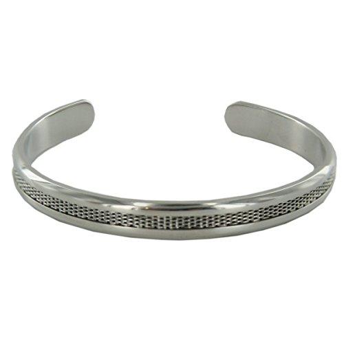 Skagen Designs UK JCSS029 - Bracciale da donna, acciaio inossidabile