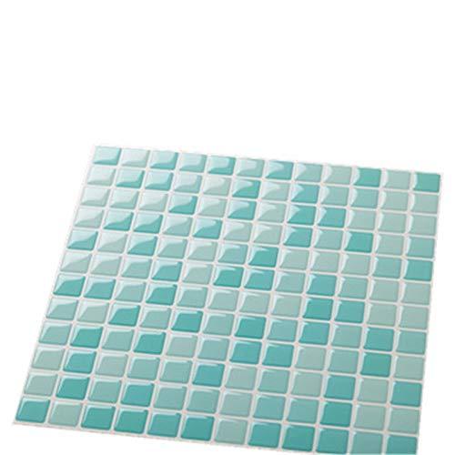 Gzh 3D Wandverkleidung Aufkleber Wohnzimmer 3D Brick Wallpaper for Kinderzimmer Schlafzimmer Home Decor 3D Wandverkleidung Self Adhesive Wallpaper (Color : Ky004)