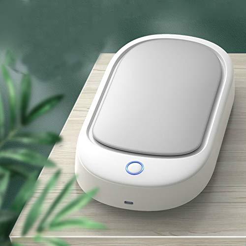 Durable HE01 Caja de esterilización Teléfono móvil Caja de desinfección UVC Lámpara de esterilización ultravioleta (Color : Grey Lid)