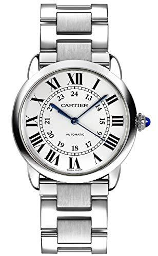 Cartier Ronde Solo 36mm Reloj wsrn0012