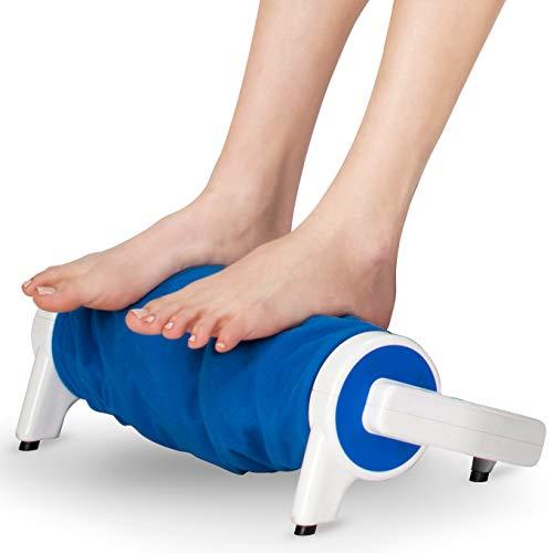 Daiwa Felicity Electric Foot Massager Calf Roller Reflexology Shiatsu Acupressure Massage Reflex Roller… (Original)