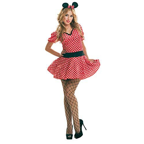 My Other Me - Disfraz de Ratoncita, talla M-L (Viving Costumes MOM00798)