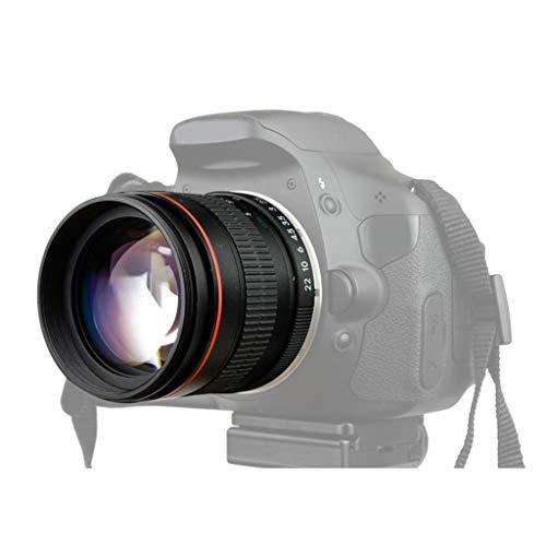 Für Canon SLR Digitalkamera Porträt-Objektiv, 85mm F1.8 Manueller Fixfokus Objektiv,...