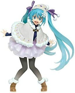 JPT 2020 Hatsune Miku Figure Original Winter Clothes Ver. Renewal