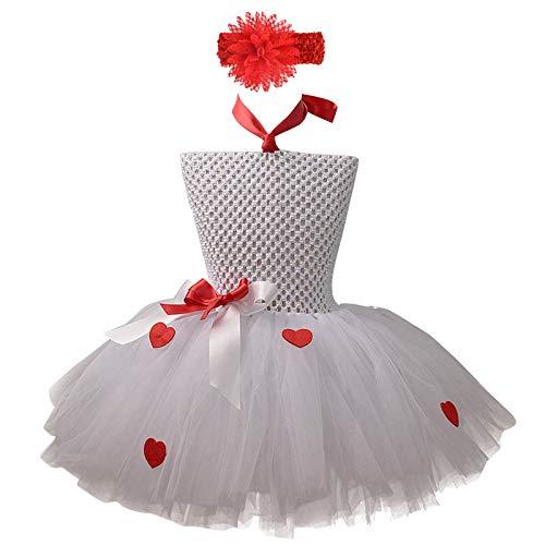 IBAKOM - Vestido de Navidad para bebs y nias, 2 unidades, sin mangas, con gorro de Pap Noel