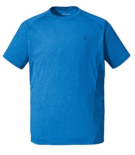Schöffel Boise2 T-Shirt Homme, Directoire Blue, FR : 2XL (Taille Fabricant : 58)