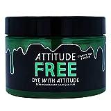 Attitude Haarfarbe - Vegan Semi Permanent Hair Color - Haartönung mit Conditioner - Farbe Free UV...
