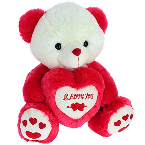 Bimar Peluche Oso Red Corazon