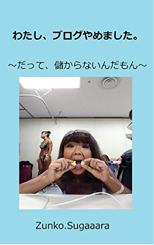 I quited the blog: Because it does not make money (Japanese Edition)