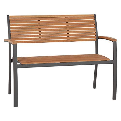 Gartenbank Bonlee 2-Sitzer FSC® 84,5 cm x 114 cm x 60,25 cm