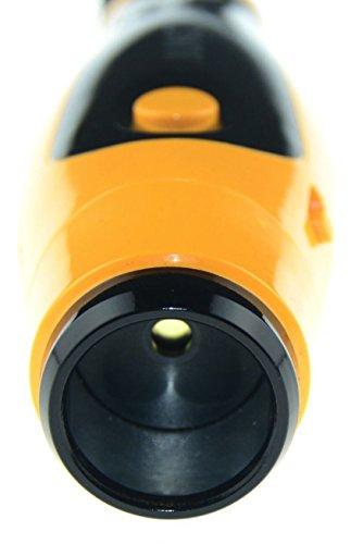 ネットオー (NET-O) 電子ホイッスル 生活防水【1台で3種類のホイッスル音】電子式 選べる3カラー(イエロー)