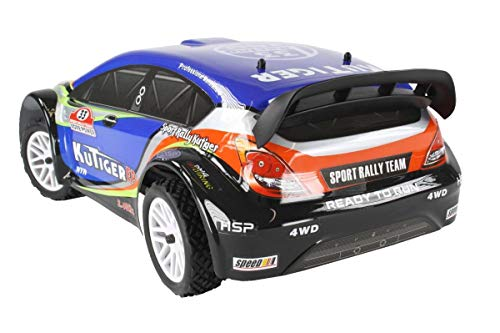 RC Auto kaufen Rally Car Bild 3: HSP Rally Car Kutiger 1 10 RTR 4WD Blau 94118*