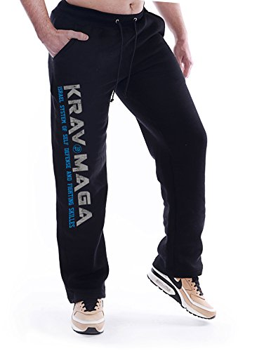 Dirty Ray Artes Marciales Krav Maga pantalón de chándal hombre SDKM1