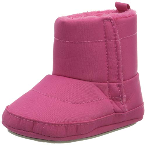 Sterntaler Unisex Baby-Schuh First Walker Shoe, Magenta, 18 EU