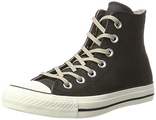 Converse Chuck Taylor All Star, Unisex-Erwachsene Hohe Sneakers, Schwarz (Black), 46.5 EU