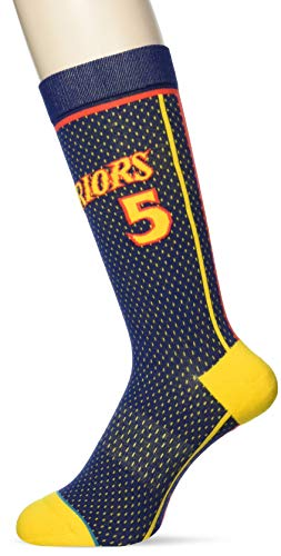 Stance Warriors 04 HWC, Calcetines Hombre, Azul Marino, Large