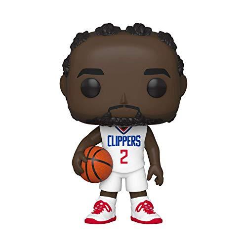 Funko - Pop! NBA: Clippers - Kawhi Leonard Figurina, Multicolor (46564)