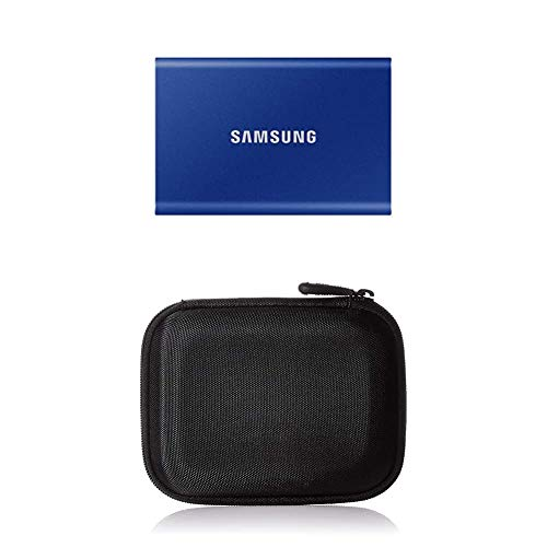 samsung t7 portable ssd 500gb up to 1050mb s