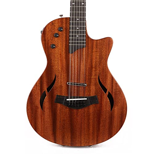 Taylor T5z Classic Mahogany Top Acoustic-Electric 12 String Guitar Natural