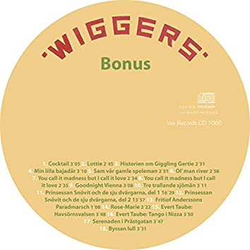 Den kompletta Wiggers Bonus - 1929-1939