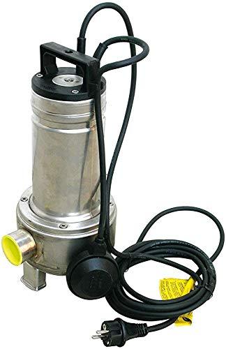 LOWARA Schmutzwasserpumpe TypDOMO 7VX-B TÜV mit Schwimmschalter 0-55kW