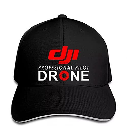 Trend Baseball Cap Profesional Piloto Drone Snapback sombrero sombrero de sol pico estilo polo regalo