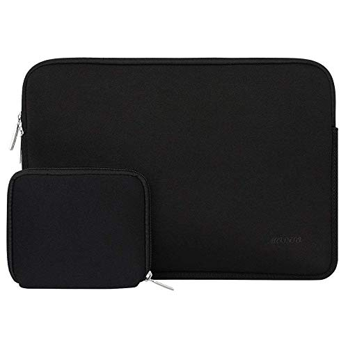 Simplicity Laptop Sleeve For Macbook Dell Hp Asus Acer Lenovo 11 12 13.3 14 15 Inch Laptop Bag Case For MacPro 13 15 Notebook Bags (Color : Black, Size : 12 inch)