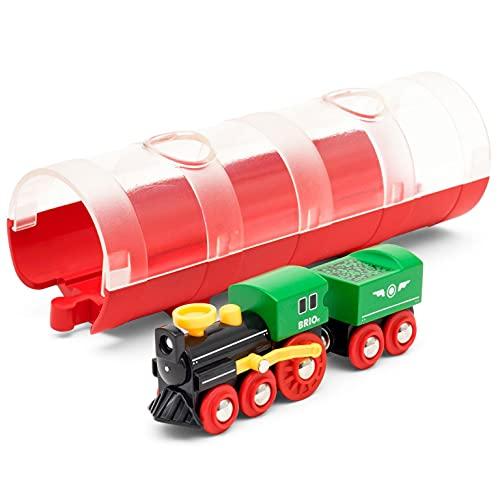 Brio 33892 - Ferrovia Treno a Vapore e Tunnel