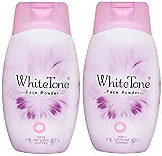 White Tone Face Powder Pack of 2(70 g)