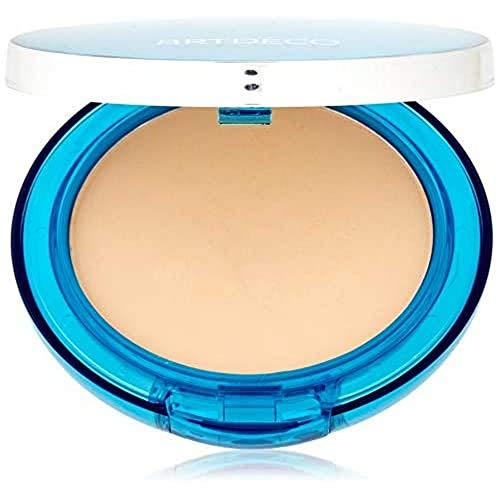 ARTDECO Sun Protection Powder Foundation SPF 50 - Puder Make-up mit Sonnenschutz - 1 x 9,5 g