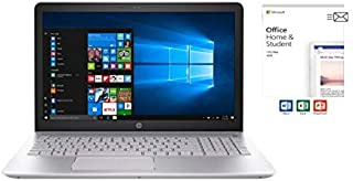 HP Pavilion 15.6 inch FHD IPS Touchscreen Business Laptop PC,Intel 8th Genl Quad-Core i5-8250U,8G RAM,1T HDD,USB Type-C, Webcam HDMI,Ethernet RJ-45,Windows 10,Office Home&Student Included ($150 MSRP)