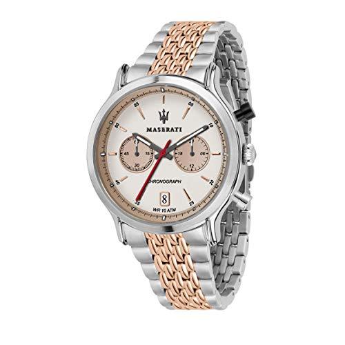 Orologio da uomo, Collezione Legend, cronografo, in acciaio e PVD oro rosa - R8873638002