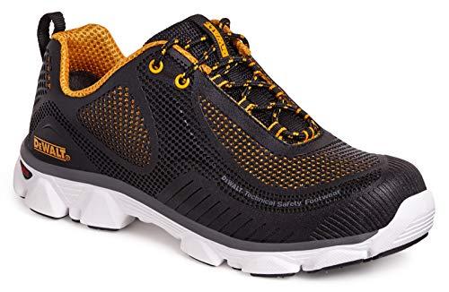 Krypton - Zapatillas deportivas de seguridad (poliuretano, talla 11), color...