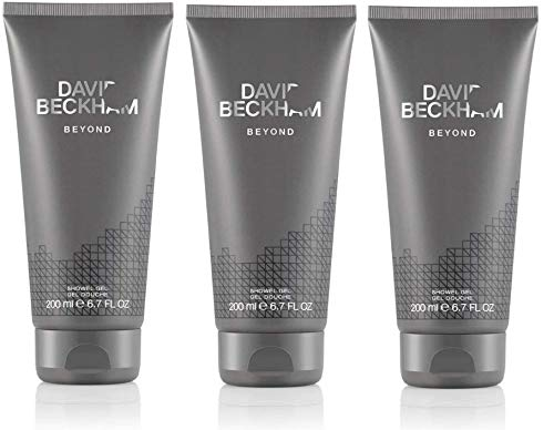Beckhan Beyond David Beckham 3er Pack (3 x 200 ml)