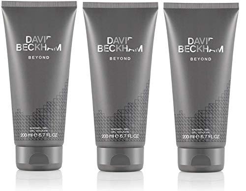 Beckhan Beyond David Beckham 3er Pack (3 x 200 ml)