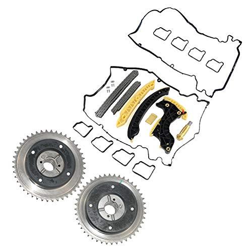 Nockenwellen-Zahnrad-Kettensatz für 180/180 K 1,8 l M271 Kompressor 2710500800 2710500647