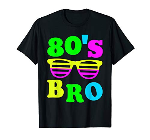 This Is My 80s Bro T-Shirt 80's 90'…