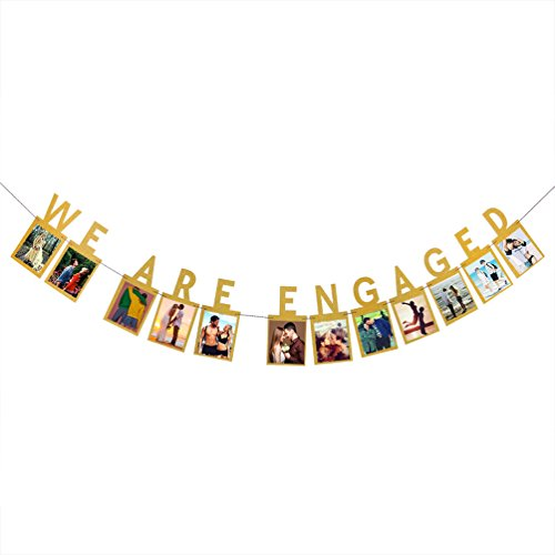 We are Engaged Photo Banner