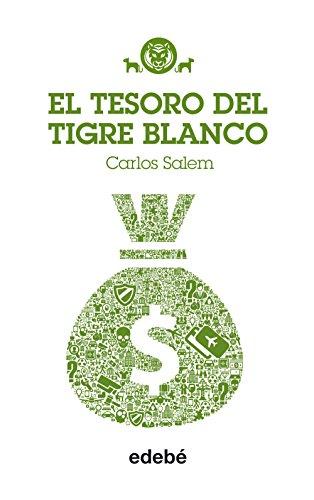 TIGRE BLANCO 4: EL TESORO DEL TIGRE BLANCO