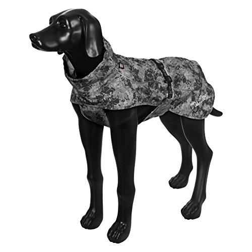 Rukka Hundemantel, Mittelgrau, Größe XL