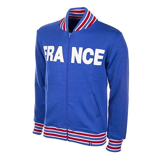 COPA - Frankreich Retro Trainingsjacke 60er Jahre