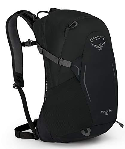 Osprey Hikelite 18 unisex Wanderrucksack - Black (O/S)