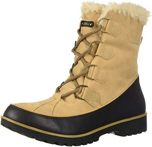 JBU by Jambu Women's Bristol Weather Ready Ankle Boot, tan 1, 11 Medium US