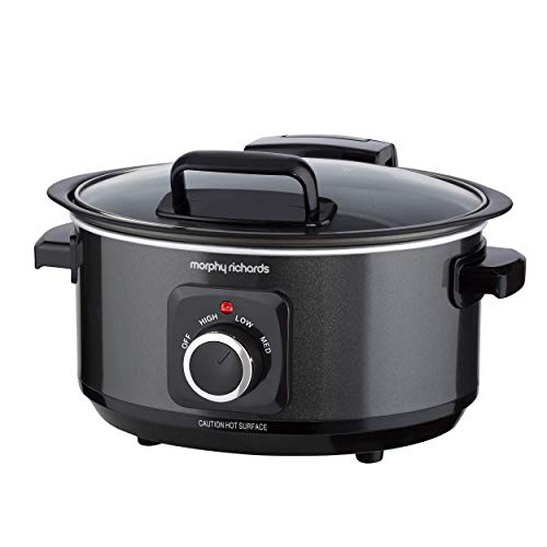 Morphy Richards 461020 Sear & Slow Cook 6.5L Slow Cooker