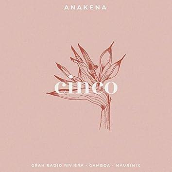 Cinco (feat. Gran Radio Riviera, Maurimix, Gamboa) [Acústica]